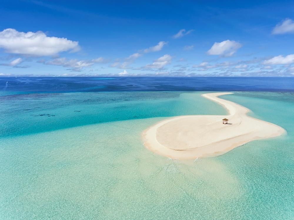 隱居華麗庫達島