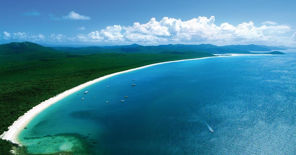 翱翔澳洲大堡礁