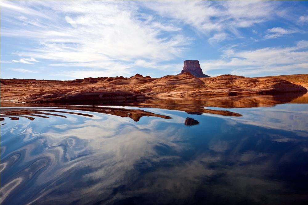 泳渡美國彩色峽谷