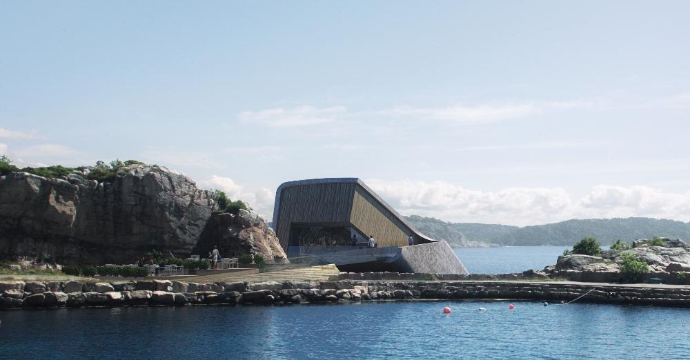 世上最大水下餐廳
