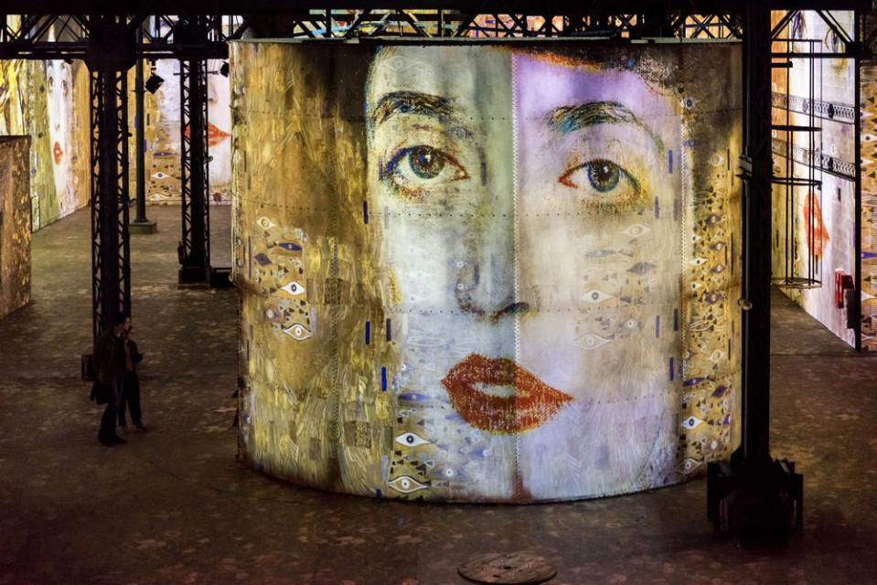 巴黎首座數位藝術館