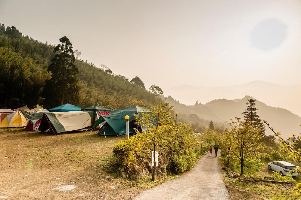 新竹五峰樂哈山露營
