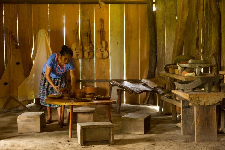 舌尖上的馬雅文化