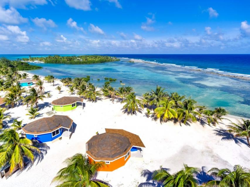 隱居Manta Island Resort