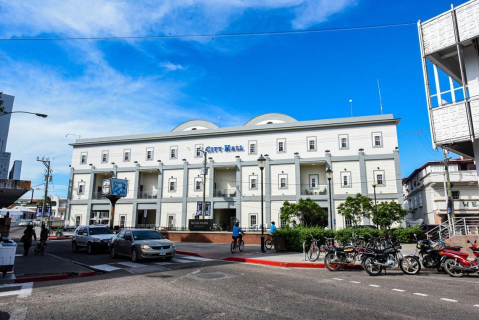 貝里斯市市政廳